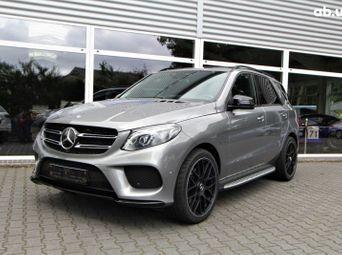 Продажа б/у Mercedes-Benz GLE-Класс Автомат 2017 года - купить на Автобазаре