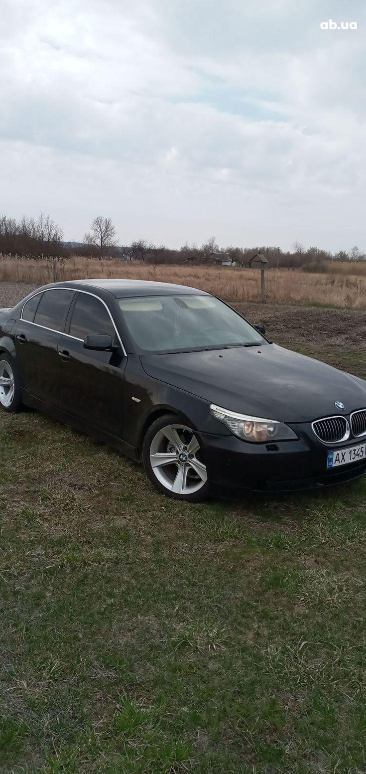 BMW 5 серия 2007 - фото 1