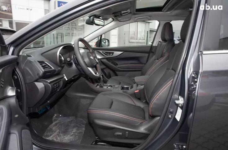 Subaru XV 2020 серый - фото 14