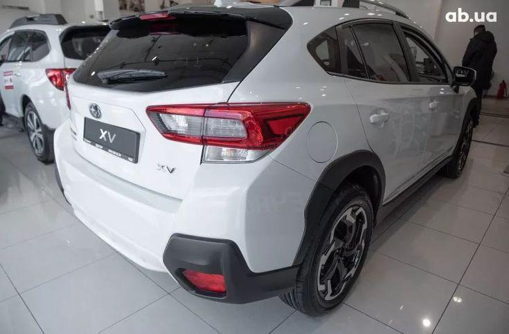 Subaru XV 2020 белый - фото 3