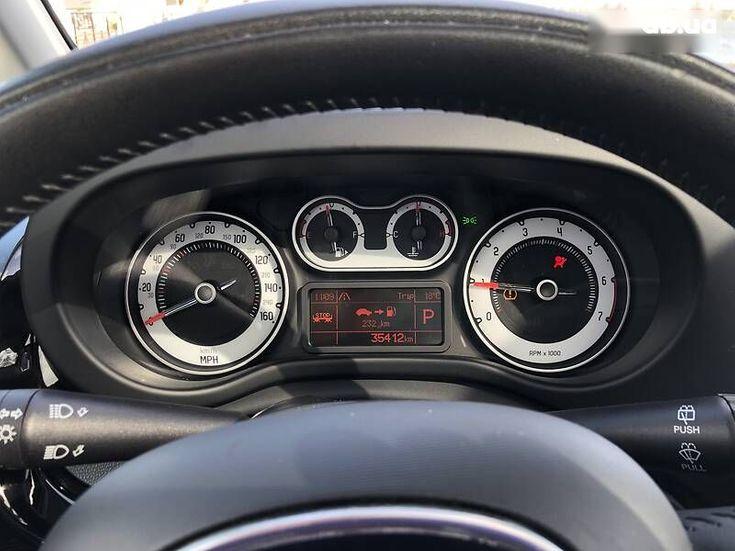 Fiat 500L 2015 синий - фото 8