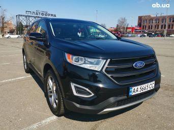 Продажа б/у Ford Edge Автомат - купить на Автобазаре
