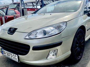 Автомобиль бензин Пежо 407 2006 года б/у - купить на Автобазаре