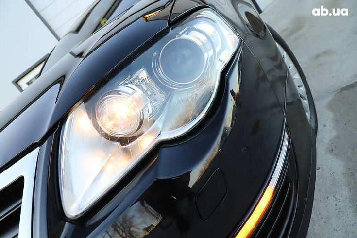 Volkswagen passat b6 2008 черный - фото 5