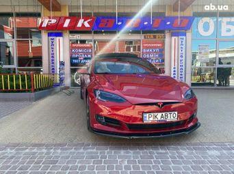 Продажа б/у Tesla Model S 2016 года во Львове - купить на Автобазаре