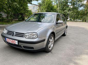 Автомобиль дизель Фольксваген Golf 2002 года б/у - купить на Автобазаре