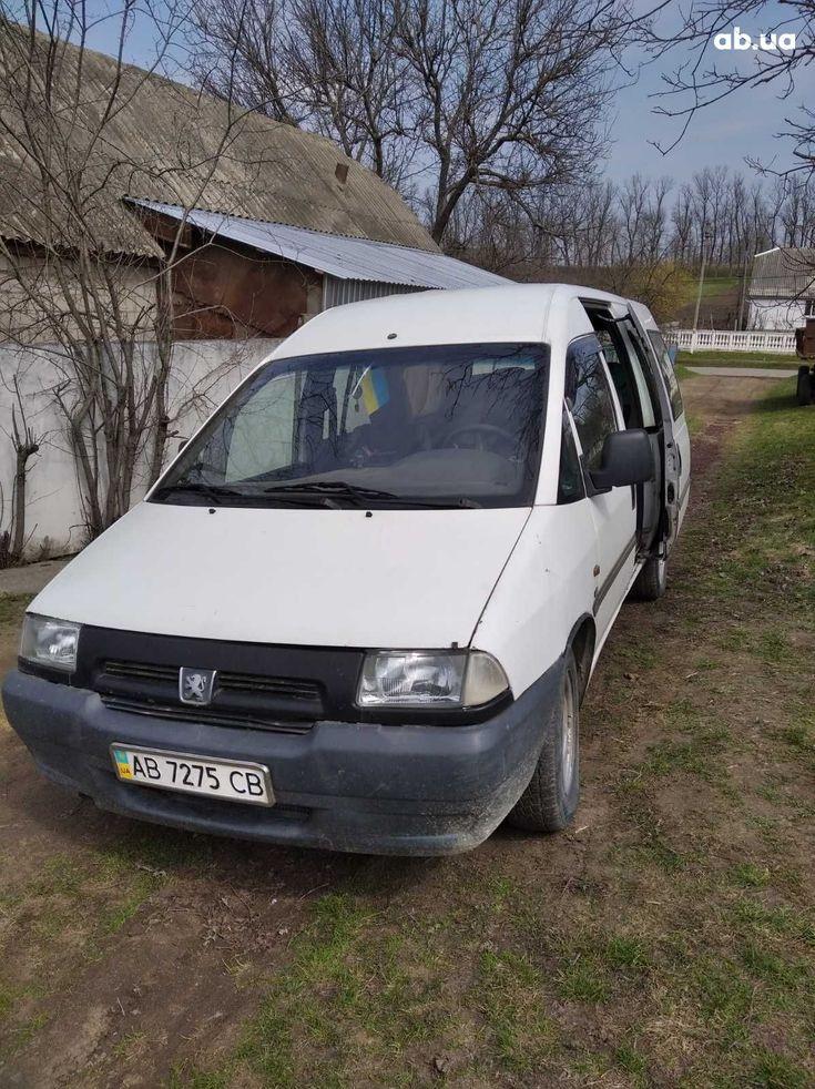 Peugeot Expert 2000 белый - фото 4
