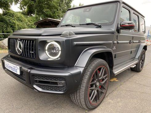 Mercedes-Benz G-Класс 2020 черный - фото 4