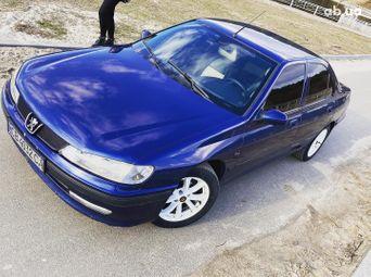Продажа б/у седан Peugeot 406 - купить на Автобазаре