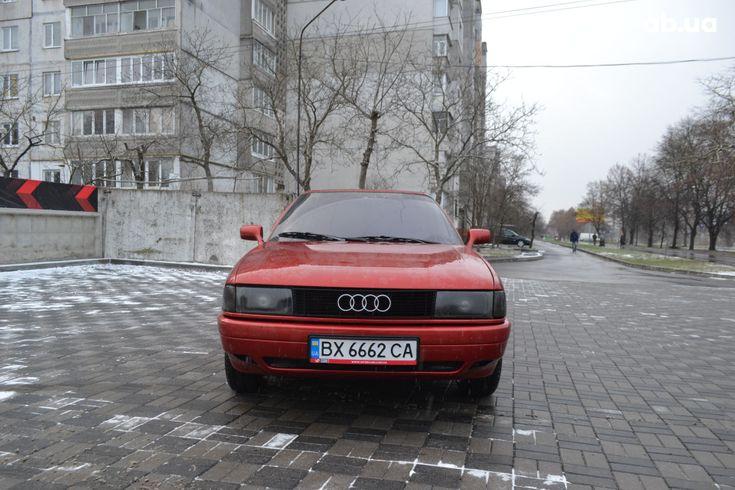 Audi 80 1987 - фото 2