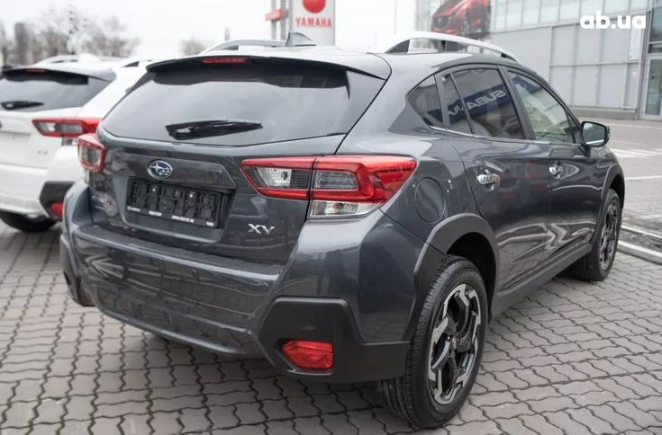 Subaru XV 2020 серый - фото 6