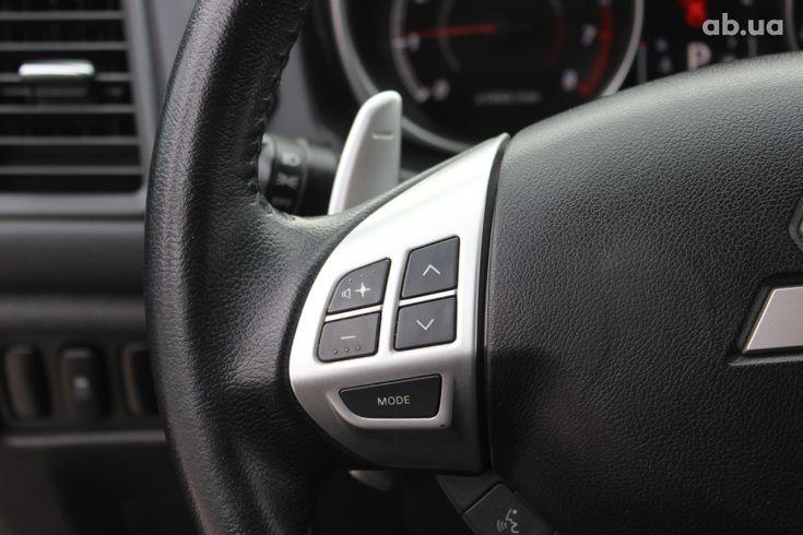Mitsubishi ASX 2013 черный - фото 6