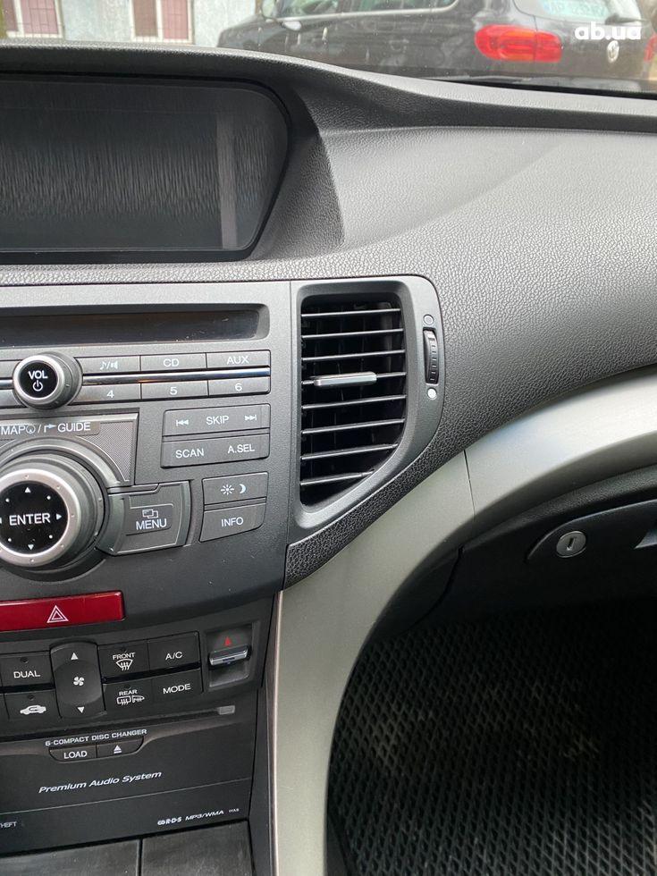 Honda Accord 2008 черный - фото 15