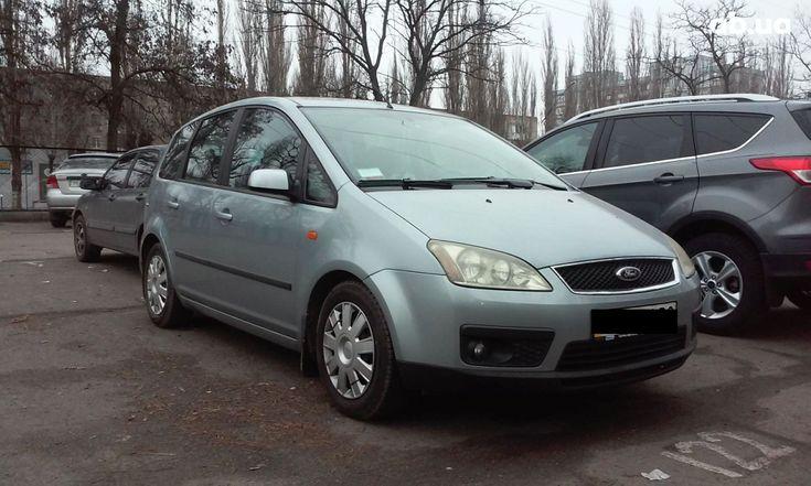 Ford C-Max 2005 серый - фото 1