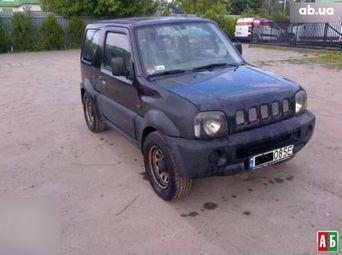 Продажа б/у Suzuki Jimny - купить на Автобазаре