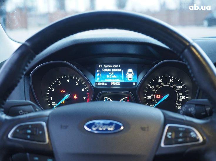 Ford Focus 2015 черный - фото 9
