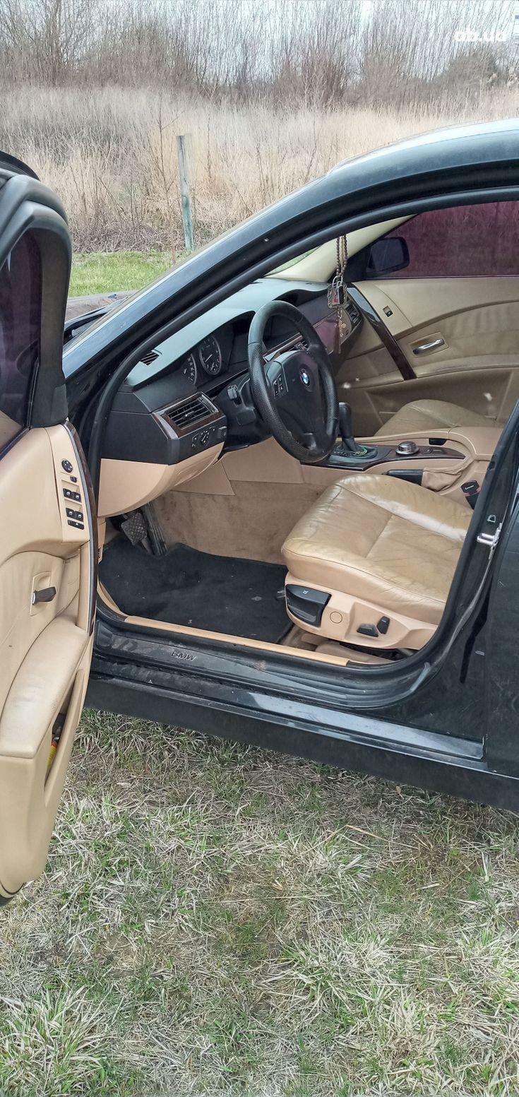 BMW 5 серия 2007 - фото 6