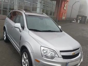 Продажа б/у Chevrolet Captiva - купить на Автобазаре