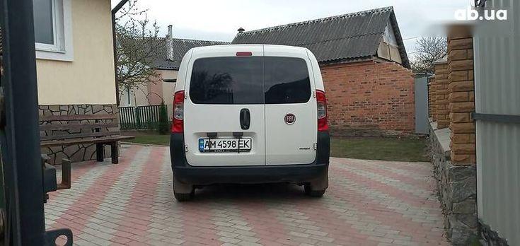 Fiat Fiorino 2014 белый - фото 7