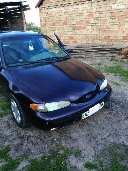 Ford Contour 1996 коричневый - фото 1