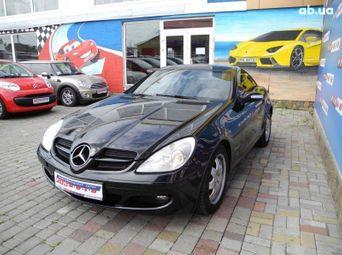 Продажа б/у Mercedes-Benz SLK-Класс - купить на Автобазаре