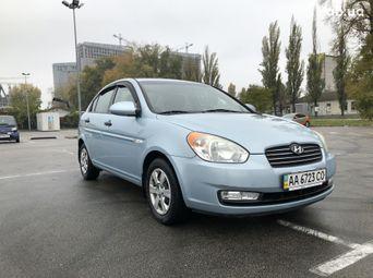 Продажа б/у Hyundai Accent Автомат - купить на Автобазаре