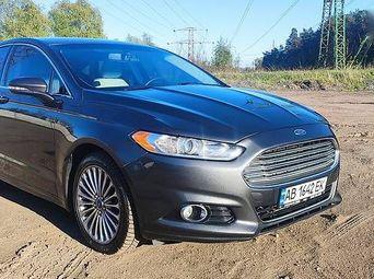 Продажа б/у Ford Fusion 2015 года - купить на Автобазаре