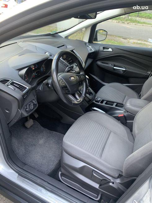 Ford C-Max 2015 серый - фото 7