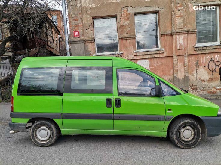 Peugeot Expert 1999 зеленый - фото 2