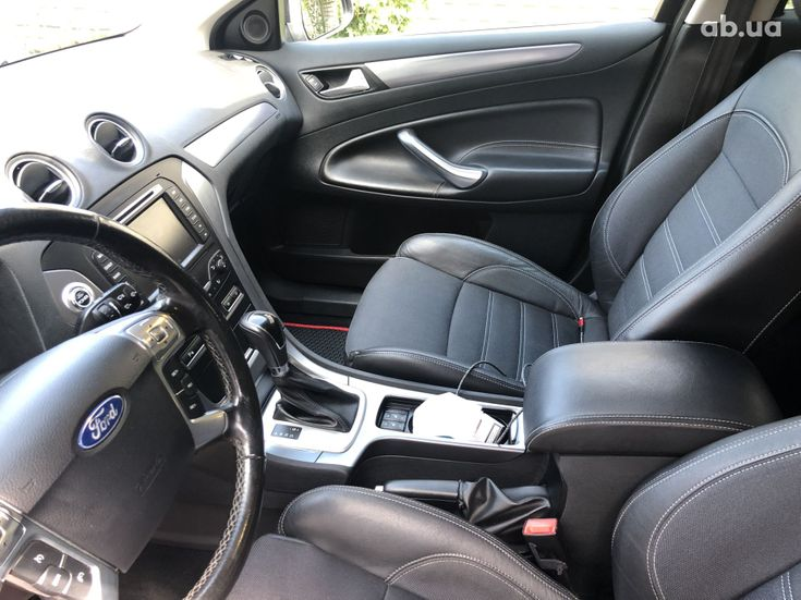 Ford Mondeo 2012 черный - фото 14