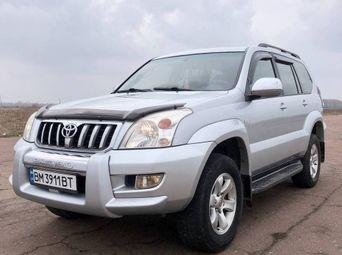 Продажа б/у Toyota Land Cruiser Prado в Сумской области - купить на Автобазаре