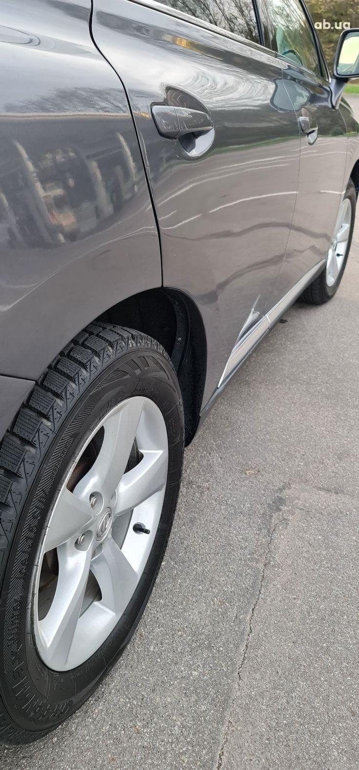 Lexus rx 350 2013 серый - фото 7