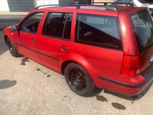 Volkswagen Bora 2004 красный - фото 16