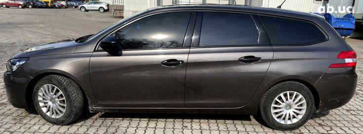 Peugeot 308 2015 коричневый - фото 4