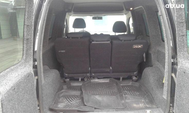 Volkswagen Caddy 2011 черный - фото 7