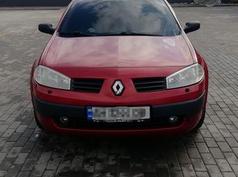 Автомобиль бензин Рено Megane 2005 года б/у - купить на Автобазаре