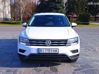 Автомобиль бензин Фольксваген Tiguan 2018 года б/у - купить на Автобазаре