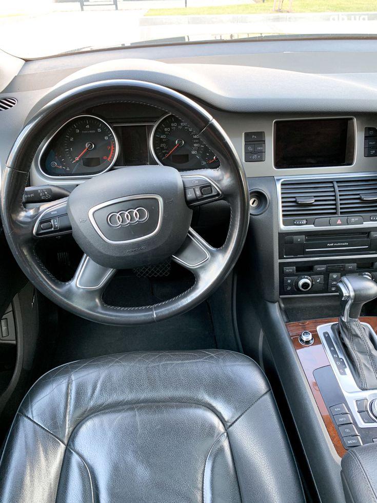 Audi Q7 2012 черный - фото 13