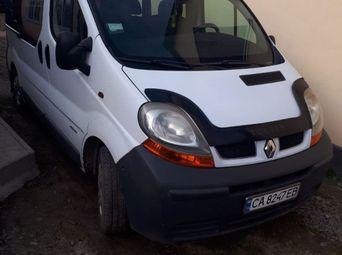 Автомобиль дизель Рено Trafic б/у - купить на Автобазаре