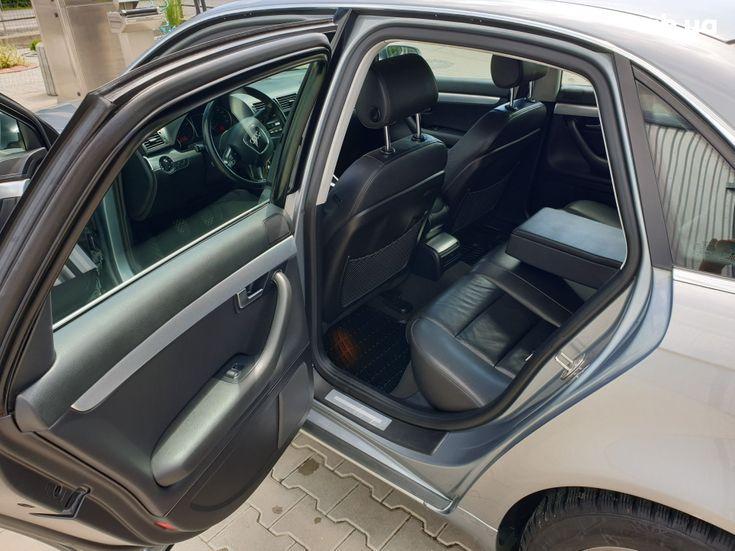Audi A4 2007 серый - фото 15
