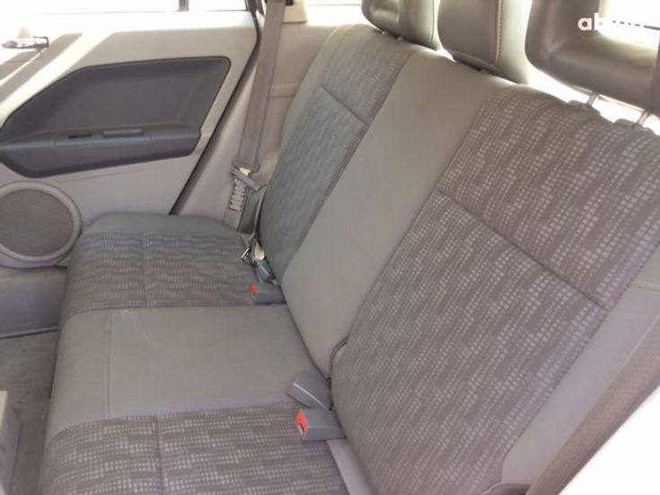Dodge Caliber 2007 вишневый - фото 4