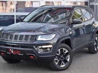 Продажа б/у кроссовер Jeep Compass 2018 года - купить на Автобазаре
