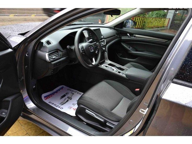 Honda Accord 2018 серый - фото 11
