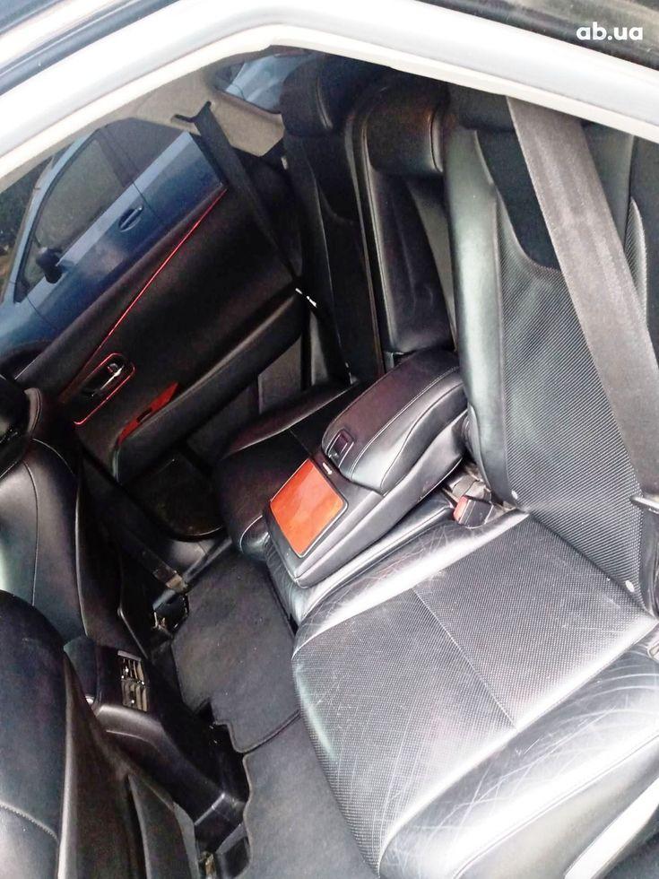 Lexus RX 2010 черный - фото 14