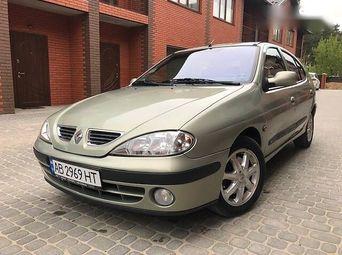Автомобиль бензин Рено Megane б/у - купить на Автобазаре