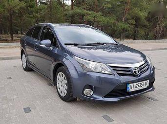 Продажа б/у Toyota Avensis Механика - купить на Автобазаре