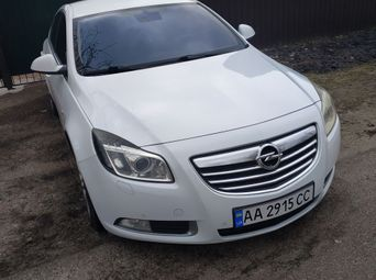 Продажа б/у Opel Insignia 2009 года - купить на Автобазаре