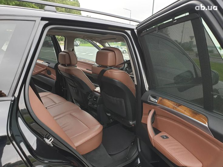BMW X5 2011 черный - фото 17