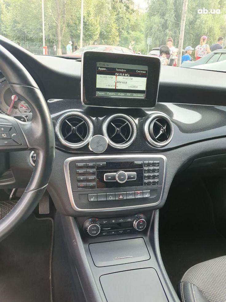 Mercedes-Benz CLA-Класс 2014 белый - фото 11