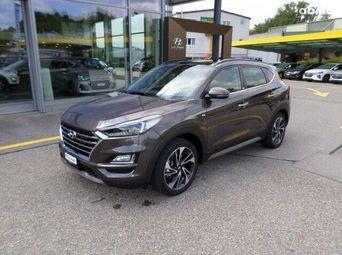 Продажа б/у Hyundai Tucson Автомат 2018 года в Киеве - купить на Автобазаре
